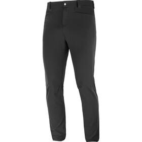 Salomon Wayfarer Tapered Pants Men, zwart